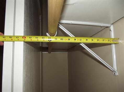 Closet Rod Depth by Closets Their Hang Ups Or Should Anyway Charles