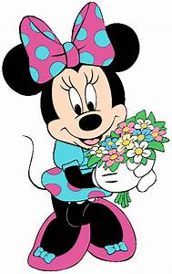 Minnie Mouse Clip Art | Disney Clip Art Galore