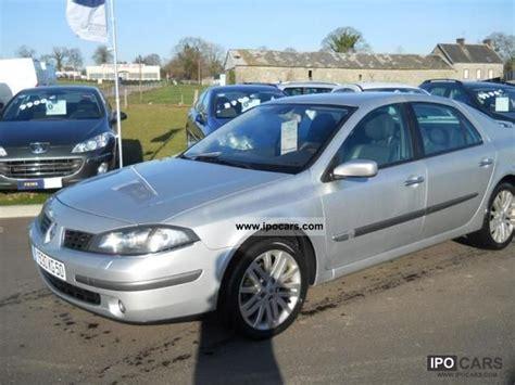 2005 renault laguna 1 9 dci luxe privilege ch 120 car