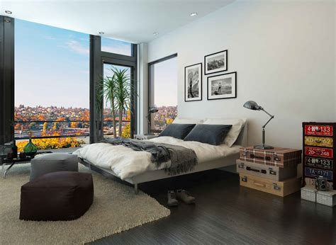 5 Ways To Make Your Small Bedroom Feel Bigger Huffpost