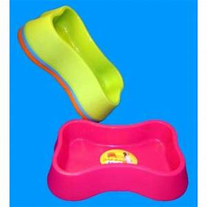 plastic bone shaped dog bowl 12 birthday party With plastic dog bowls for party