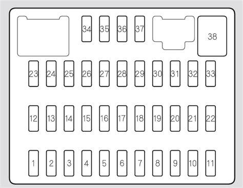 Honda Civic Fuse Box Diagram Auto Genius