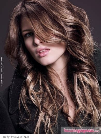 Messy long hair   Hair Style and Color for Woman