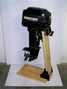 K U0026o Toy Outboard Motors    Real Outboard Motor Stands