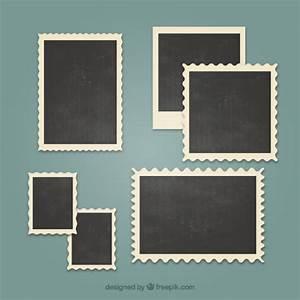 Bilderrahmen Vintage Set : vintage bilderrahmen gesetzt download der kostenlosen vektor ~ Buech-reservation.com Haus und Dekorationen