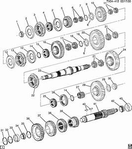 Ford 5 Sd Manual Transmission Diagram