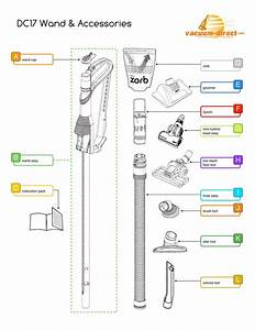 34 Dyson Dc17 Animal Parts Diagram