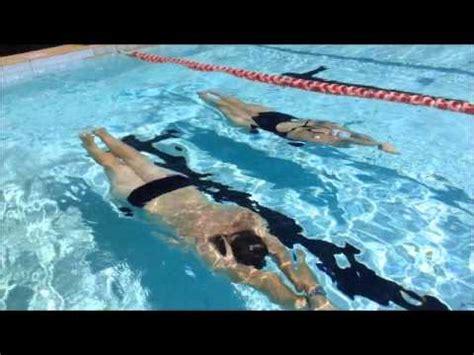 freestyle swimming drills push  glide youtube