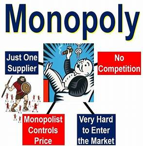 What Is A Monopoly  Definition And Meaning