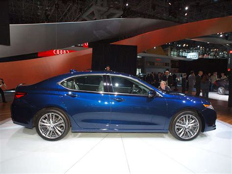 acura tlx preview   york auto show