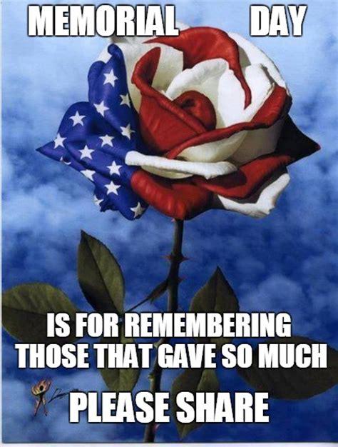 Memorial Day Memes - memorial day rose imgflip