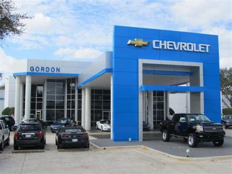 Gordon Chevrolet  Fl Car Dealership In Tampa, Fl 33618