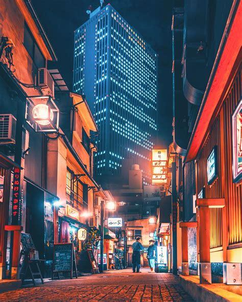 photographer naohiro yako captures colorful  dazzling