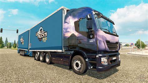 truck simulator 2 original chassis adicionais para truck simulator 2