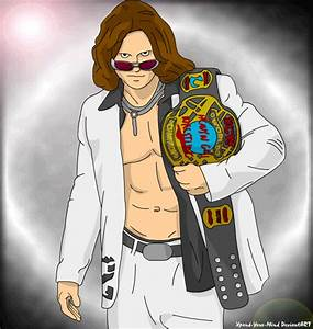 John Morrison ECW Champion by Xpand-Your-Mind on deviantART