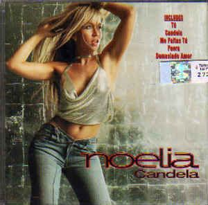 Candela Noelia by Noelia Candela Cd Album Discogs