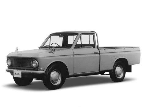Datsun Truck Parts by Nissan Heritage Collection Datsun Truck 1300