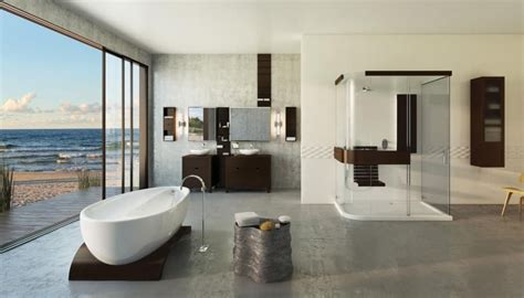 cuartos de bano minimalistas