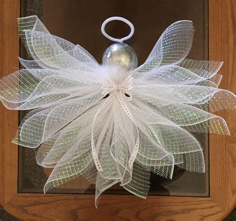 cute  easy   wreaths christmas angel crafts