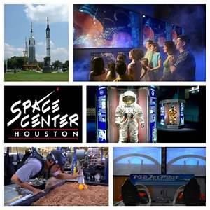 3-2-1...Blast Off at Space Center Houston!   Tour Texas