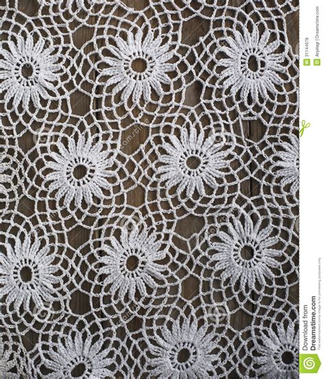 square cloth tablecloths handmade crochet tablecloth pattern stock photo image of