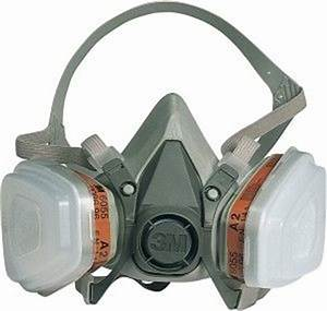 Masque Pour Peinture : masque de protection 3m 6000 kit complet ~ Edinachiropracticcenter.com Idées de Décoration