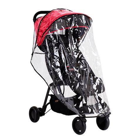 housse pluie et soleil pour poussette nano de mountain buggy chez naturab 233 b 233