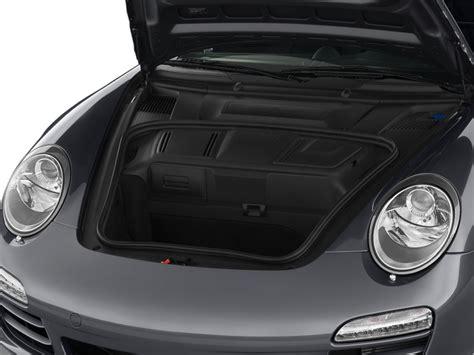 porsche trunk image 2011 porsche 911 2 door coupe carrera 4s trunk