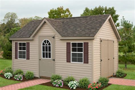 Amish Built Sheds In Pa by Custom Amish Sheds In Lancaster Pa Md Glick Woodworks