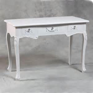 ladies writing table french antique white desk offer new