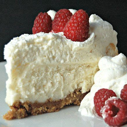 White Chocolate Mousse with Vanilla Bean Cheesecake
