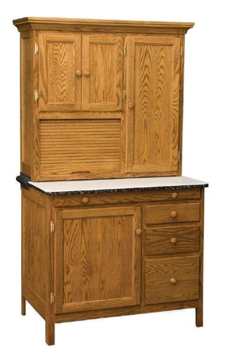 What Is A Hoosier Cupboard by Amish Baker S Hoosier Cabinet