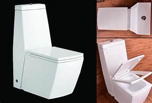 Wc Mit Spülkasten : stand wc toilette mit integriertem sp lkasten mit deckel nano ~ A.2002-acura-tl-radio.info Haus und Dekorationen