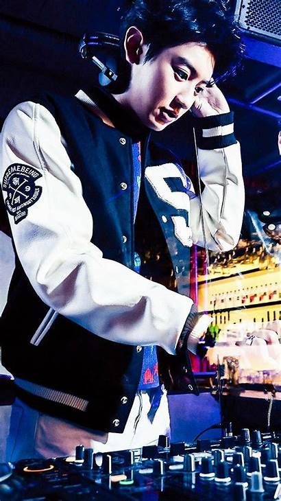 Chanyeol Wallpapers Exo Park Iphone Kpop Para