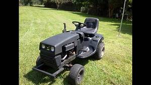Trail Ride On Off Road Lawn Mower