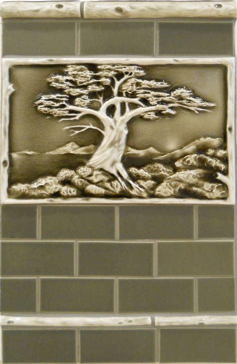 pratt  larson tile contemporary craftsman