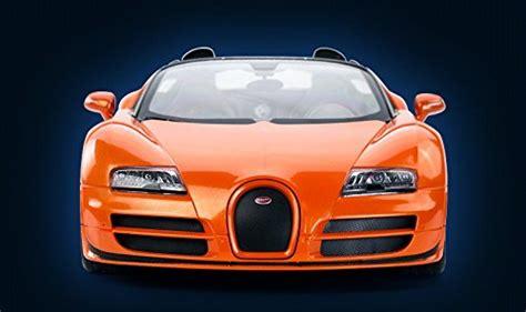 Open doors when platform control. Radio Remote Control 1/14 Bugatti Veyron 16.4 Grand Sport Vitesse Licensed RC Model Car (Orange)