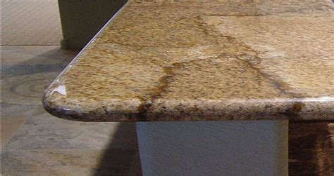five inc countertops the right profile edge