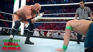 WWE GRR: Triple H Vs. John Cena - WrestlingInc.com