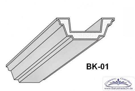 Stützfüße Für Holzbalken by Bk 01 Deckenbalken Aus Styropor Dekoration