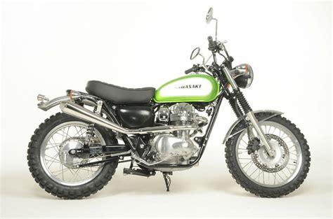 Kawasaki W250 Wallpapers by Kawasaki W 800 The Special Scrambler Motorcycles By