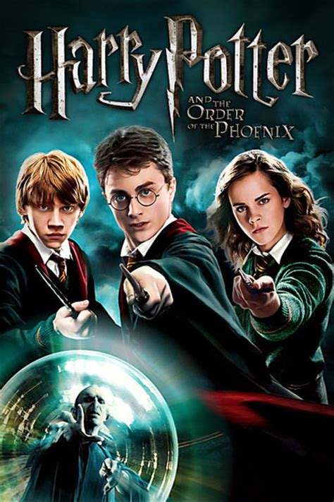 harry poter and the harry potter and the order of the review 2007 roger ebert
