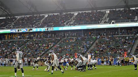 heres   empty seat  nfl stadiums