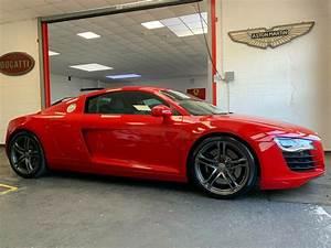 2008 Audi R8 4 2 21 000 Miles Manual Jersey Car For Sale