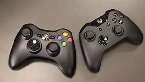 Xbox One Vs Xbox 360 Controller Comparison IGN Video
