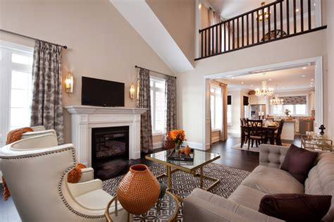 Designer Decorated Model Homes Are Now Open At Averton Square