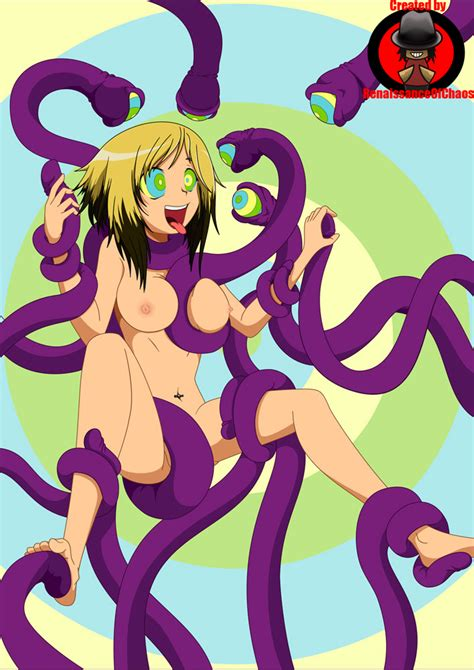 Erika Hypnotized By Tentacles Commissions By