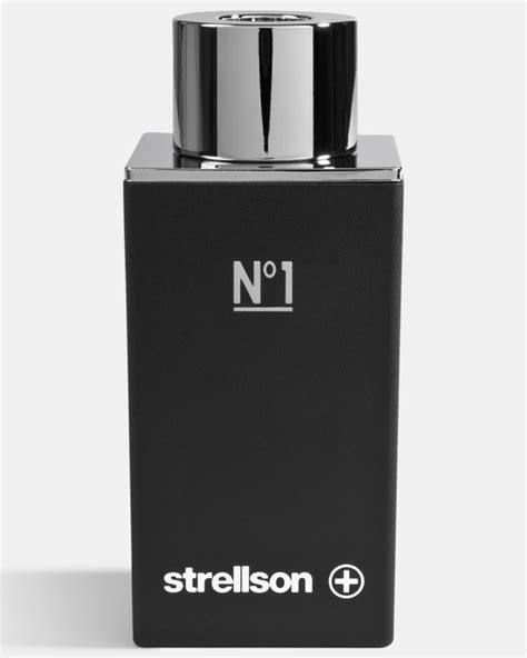 Strellson No 1 by Strellson No 1 Eau De Toilette Spray 30 Ml Herren