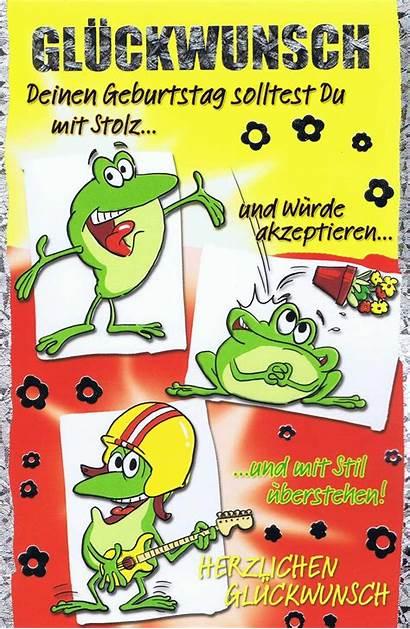 Humor Geburtstagskarte Motiv Farbigen Umschlag Geburtstagskarten Kartenwichtel