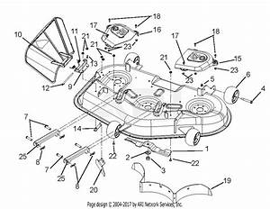 29 Ariens Riding Mower Drive Belt Diagram